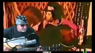 LiveGig - Mike Martin with Jimi Hendrix