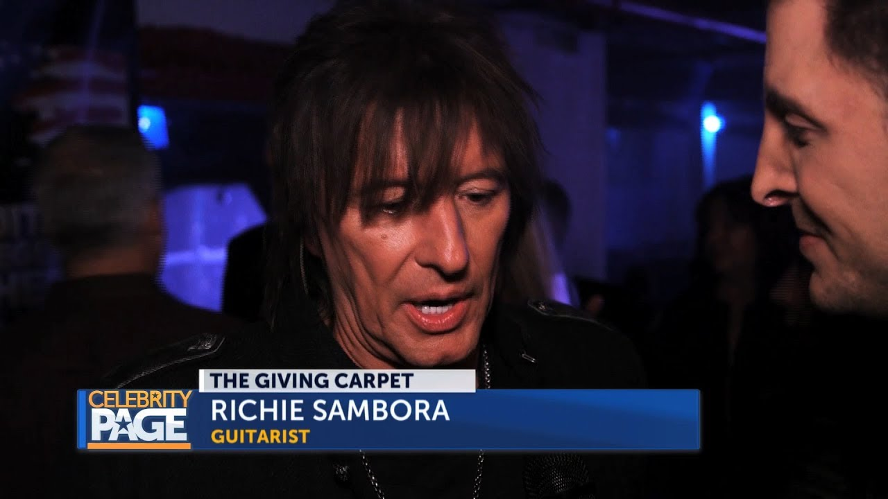 Giving Carpet: Guitar Legends for Heroes