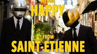 We Are HAPPY From SAINT-ÉTIENNE