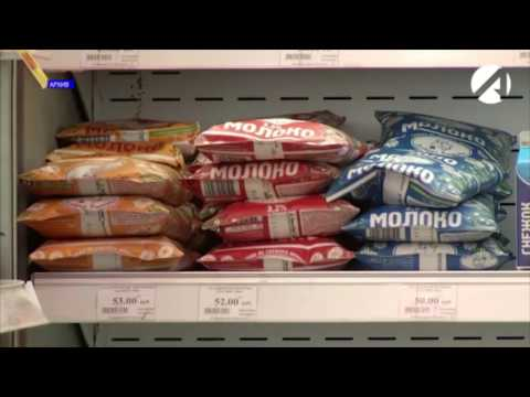 На астраханском молочном рынке регулярно выявляют контрафакт