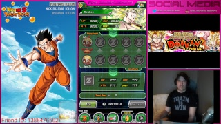 Broly grind! Got questions, need help? Ask!