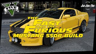 Nonton FAST & FURIOUS 4: FORD MUSTANG 550R CUSTOM CAR BUILD TUTORIAL (GTA 5 ONLINE DOMINATOR) Film Subtitle Indonesia Streaming Movie Download