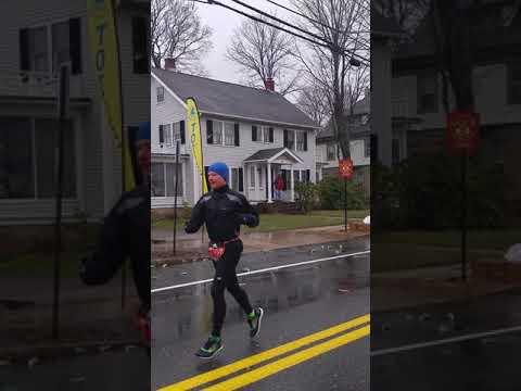 Boston Marathon 2018 Born to Run
