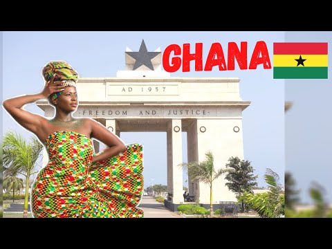 Welcome to Beautiful GHANA 🇬🇭    The Africa You Won't See On TV