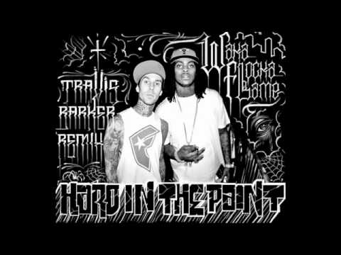 "Travis Barker Remix ""Hard In The Paint"" Waka Flocka"