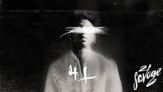 Video 21 Savage - 4L (Official Audio) MP3, 3GP, MP4, WEBM, AVI, FLV Mei 2019