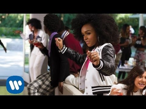 Janelle Monáe shares video for 'Electric Lady'