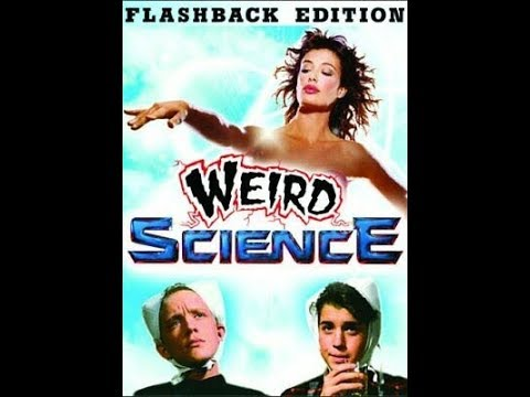 Opening To Weird Science 2008 DVD