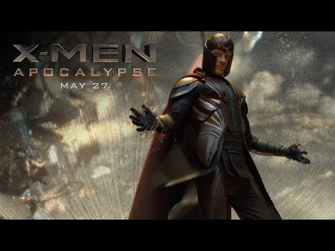 X-Men: Apocalypse (TV Spot 'All of Us Against a God')