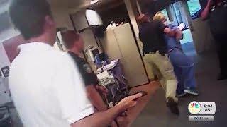 Utah Nurse Alex Wubbels Arrested by Police Talks with allnurses.com at ENA 2017 Conference