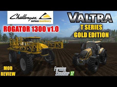 Challenger Rogator 1300 v1