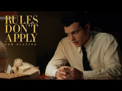 Rules Don't Apply (Featurette 'Frustration')