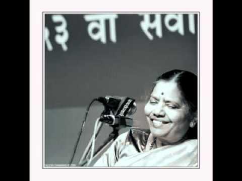 Malini rajurkar sings raag Charukeshi
