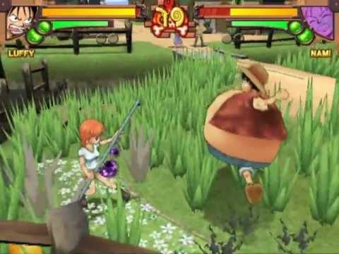One Piece: Grand Battle #2