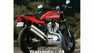 10. 2011 Harley-Davidson Sportster XR1200X - Features