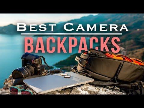 9 Best Camera BackPacks For Travel & Vlogging   Gear Review & Tips