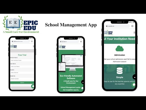 Educaton erp software
