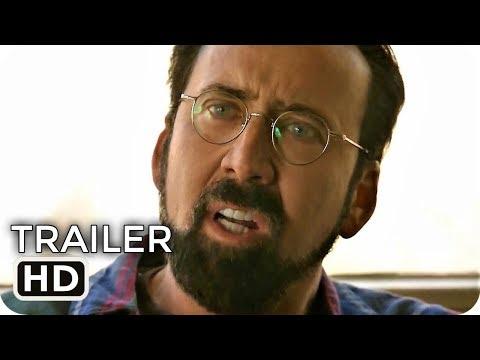 Looking Glass Trailer (2018) Nicolas Cage, Robin Tunney Movie HD