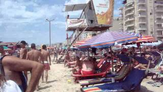 Durres Albania  city photos gallery : A day at the Beach (Durres Albania) - A lot of Fun