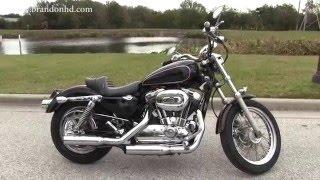 6. 2007 Harley-Davidson SPORTSTER 1200 Custom