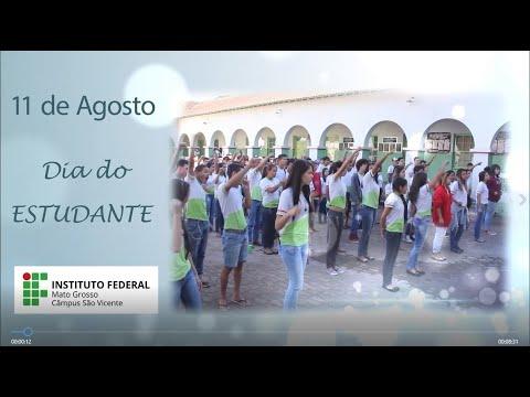 Video - Homenagem ao Dia do Estudante