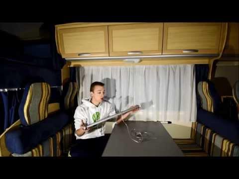 Come illuminare l'armadio con le nostre barre LED in 5 minuti