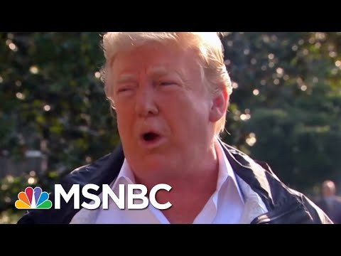 Panel: President Donald Trump Sees DOJ As 'His Personal Defense' | MTP Daily | MSNBC