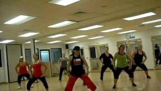 This is Axe Bahia , Mueve las pompas take 2! I have posted this video before and this is better quality! You can see the original Choreo on their music vid :)