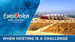 Video When hosting Eurovision is a challenge MP3, 3GP, MP4, WEBM, AVI, FLV Juni 2018