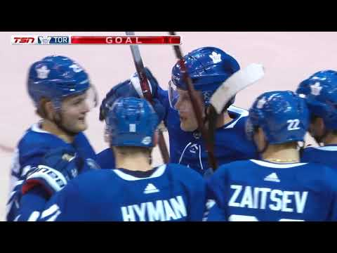 Video: Tampa Bay Lightning vs Toronto Maple Leafs | NHL | Feb-12-2018 | 20:00 EST