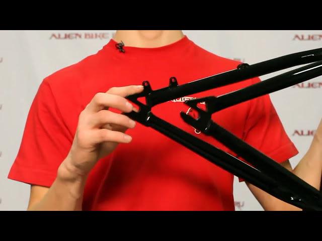Купить Рама Leaf Concept 557 в веломагазине Alienbike