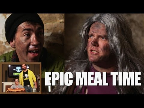 Epic Meal Time - Post Apocalypse