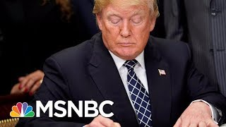 Video President Donald Trump Denies 'Shithole' Comment As Bipartisan Backlash Continues   MSNBC MP3, 3GP, MP4, WEBM, AVI, FLV April 2018
