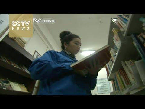 Youth in China's Xinjiang seeking better employment opportunities