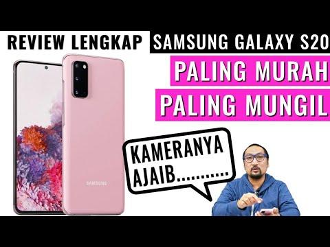 Review Samsung Galaxy S20 Pink, Paling Murah dan Kecil: Performa Tinggi, Kamera Keren, Baterai OK