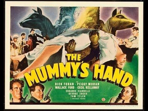 The Mummy's Hand (1940) Movie Review