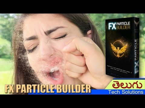 FX Particle Builder | AFTER EFFECTS | BRUSH FUNCTION | Tutorial