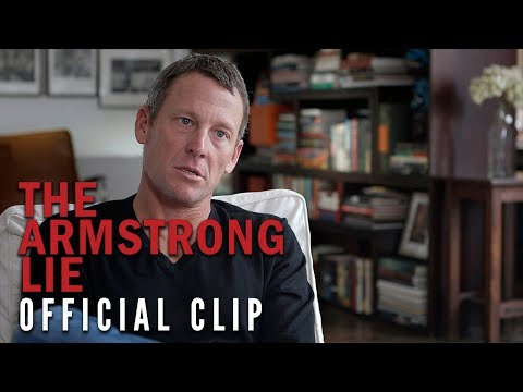 The Armstrong Lie The Armstrong Lie (Clip 'I Would Never Be Caught')