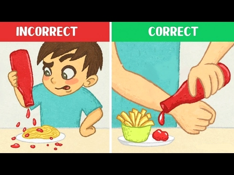 19 FOOD HACKS THAT WILL BLOW YOUR MIND (видео)
