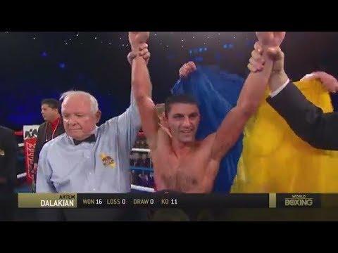 Український боксер Артем Далакян став чемпіоном світу