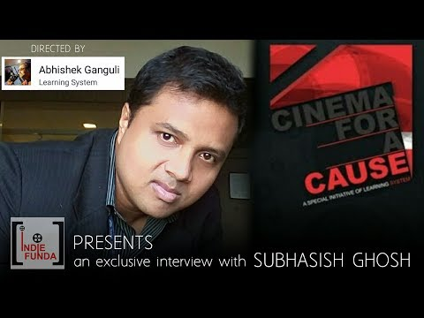 Indie Funda Presents Subhasish Ghosh