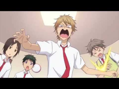 Watashi ga motete dousunda episode 2 funny moment- Serinuma's room