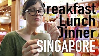 Video Amazing $5 meals in the World's most Expensive City // Singapore Eats MP3, 3GP, MP4, WEBM, AVI, FLV Februari 2019