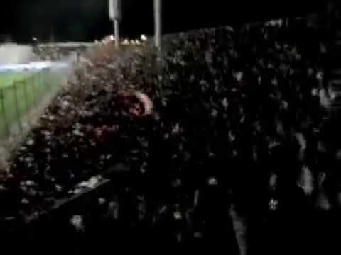 Hinchada Tatengue vs Racing! - La Barra de la Bomba - Unión de Santa Fe