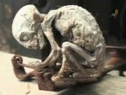 le mummie aliene - documentario