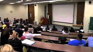 George Howard Music Industry Class - Intro To Business (7/18)