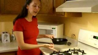 Kitchen Idioms, Jennifer Vocabulary Lessons 3
