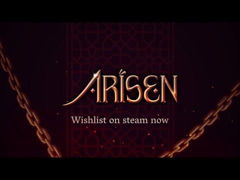 ARISEN teaser posted on Mind & Market
