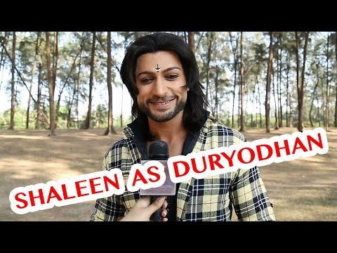 Playing the character of Duryodhan is difficult :
