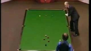 Alex Higgins: Probably the best clearance of all time